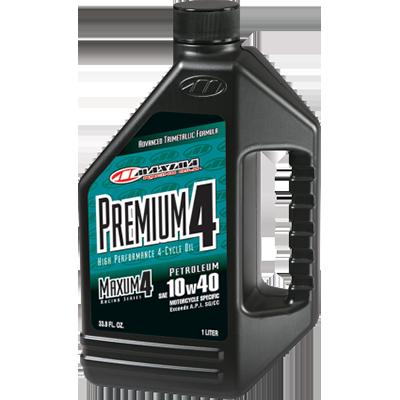 Maxum 4 Premium 10W40 Oil